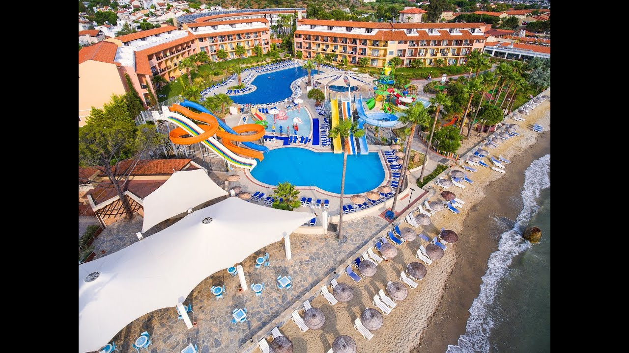 Ephesia Holiday Beach Club Kusadasi Turcia (3 / 26)