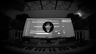 Playing around in my new Studio