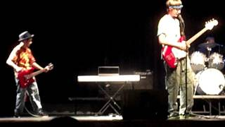 Mid Valley High School Talent Show 2012 (Dirty Deeds Done Dirt Cheap AC/DC Cover)