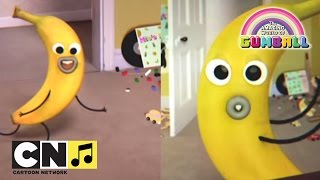 Danse de la banane | Chansons Gumball | Cartoon Network