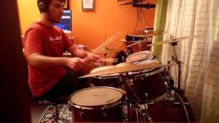 Sticky Fingers - How to Fly (Drum Cover by Luís Pinho)