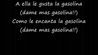 Gasolina lyrics