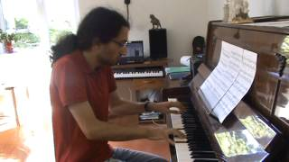 Beethoven Symphony 7 second movement in A minor, Allegretto