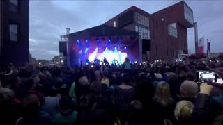 Koncert Lady Pank na siechnickim rynku w ramach obchodów Dni Siechnic