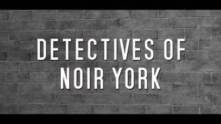 film trailer 2016 (detective's of Noir York)
