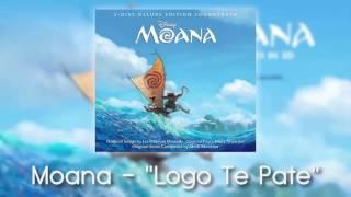 Moana - Logo Te Pate