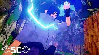 Naruto To Boruto: SHINOBI STRIKER Official Trailer #2 (New Naruto Game 2018)