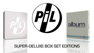 PiL: Album & Metal Box super-deluxe box sets (official unboxing video v2)