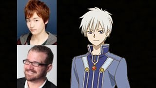 Anime Voice Comparison- Zen Wisteria (Snow White with the Red Hair)