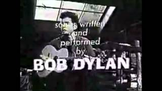 Bob Dylan + Tracy Chapman - The Times They Are A Changin' (mash-up)