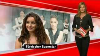 Atiye in the NEWS: RTLII News (30.07.2012)