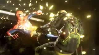 Spider-Man PS4 Trailer Danny Elfman Theme