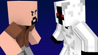 Entity 303 Vs. Notch - Minecraft Animation.