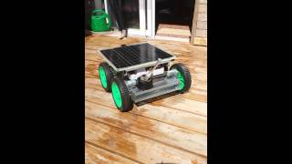 Weekend Robot Project