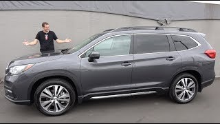 The 2019 Subaru Ascent Is the Subaru SUV We've All Been Waiting For width=