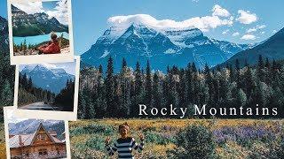 THE ROCKY MOUNTAINS: o cartão postal do Canadá | Banff, Lake Louise, Jasper, Moraine