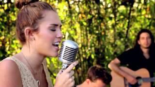 Miley Cyrus - Jolene (Backyard Session) HD - Enjoy