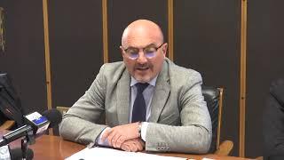 CROTONE: CONFERENZA STAMPA DELL EX SINDACO PUGLIESE