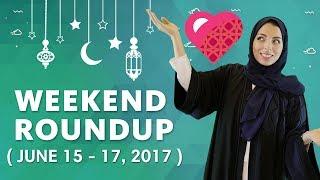 Top 5 Qatar Events (June 15 - June 17, 2017)