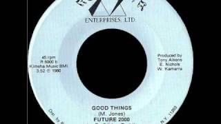 Tony Aikens & Future 2000 - Good Things - Modern Soul Classics