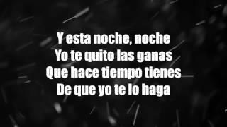 Esta Noche (Letra) - Ronald el Killa ft. Juanka el Problematik