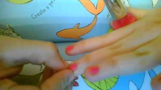 My nails, [ lol, stupid ] xxxxxz