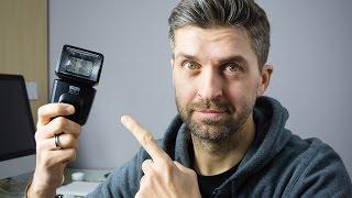 Comprende la Fotografía con Flash en 1 minuto