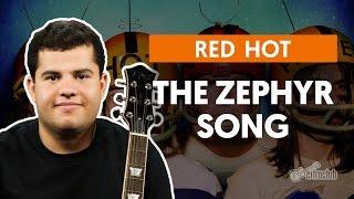 Videoaula The Zephyr Song (guitarra)