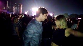 Romeo Santos Live - Odio ► Jupe Andrade & Stephanie Lucero ► Bachata Dance