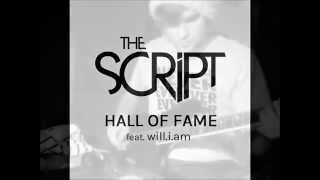 The Script Hall of Fame Ft. Will.I.Am Cover Meets Rock Guitar Solo! !This was my very first vieo