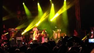 Armandinho canta para sua esposa Naná - Sol Loiro - Music Park BC - 02/janeiro/2015