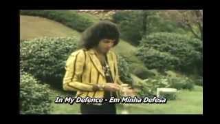 In My Defence  by Freddie Mercury (1986) - TRADUÇÃO PT BR