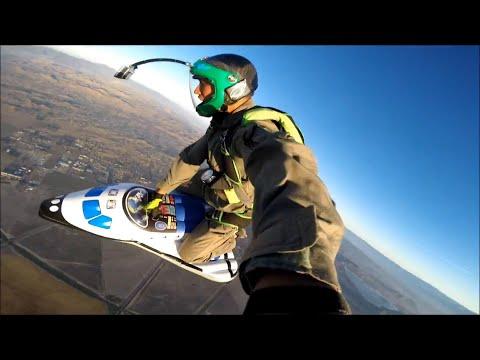 Faze tari Skydiving