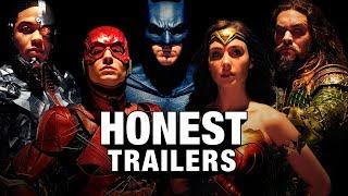 Honest Trailers - Justice League