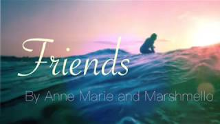 Marshmello ft. Anne-Marie - Friends (Clean Version)