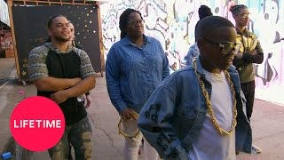 The Rap Game: Music Video Shoot Performances (Season 3, Episode 8) | Lifetime