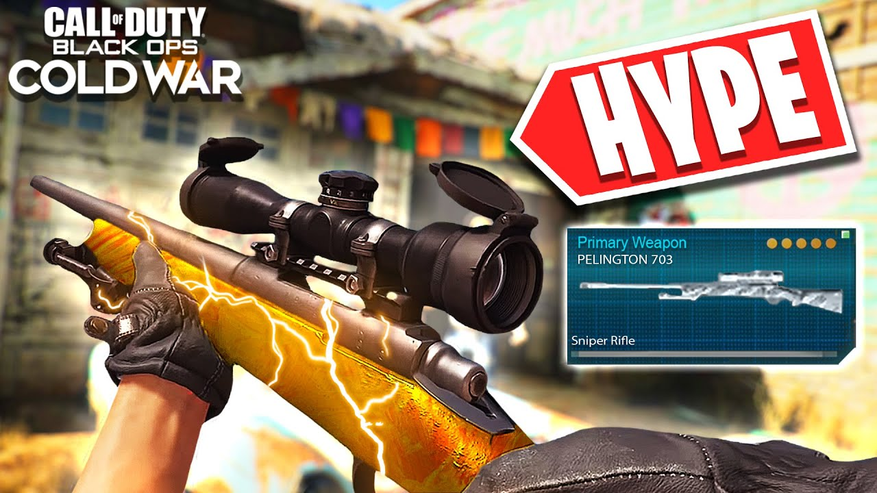 Priestahh - Pro COD Player tries Sniping on Nuketown... (BLACK OPS: COLD WAR)