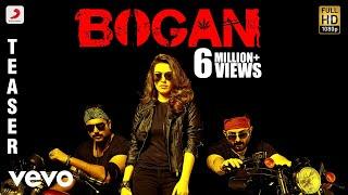 Bogan - Official Tamil Teaser | Jayam Ravi, Arvind Swami, Hansika | D. Imman