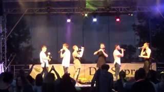 (Acapella LIVE) Dynamite - Taio Cruz | GooseBumps