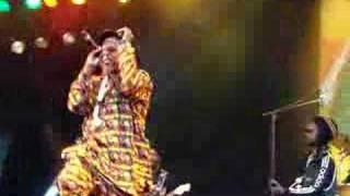 Macka B  reggae geel 2007