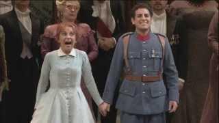La Fille du Régiment: Act II Finale -- Natalie Dessay & Juan Diego Flórez (Met Opera)