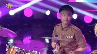 《EXCITING》 N.Flying - The Real (엔플라잉 - 진짜가 나타났다) at Inkigayo