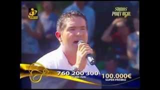 Jorge Loureiro e Naty-Linda moreninha (ao vivo)