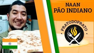 Naan, o Pão Indiano
