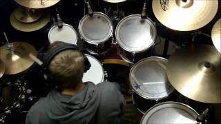Drum Cover - KRISS KROSS - JUMP