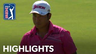Hideki Matsuyama's highlights | Round 1 | TOUR Championship 2019