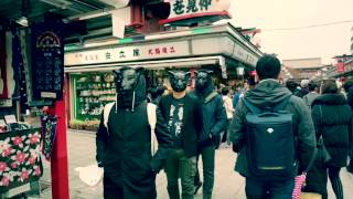 Master of Death - Disco Bitch(Official Music Video in ASAKUSA)