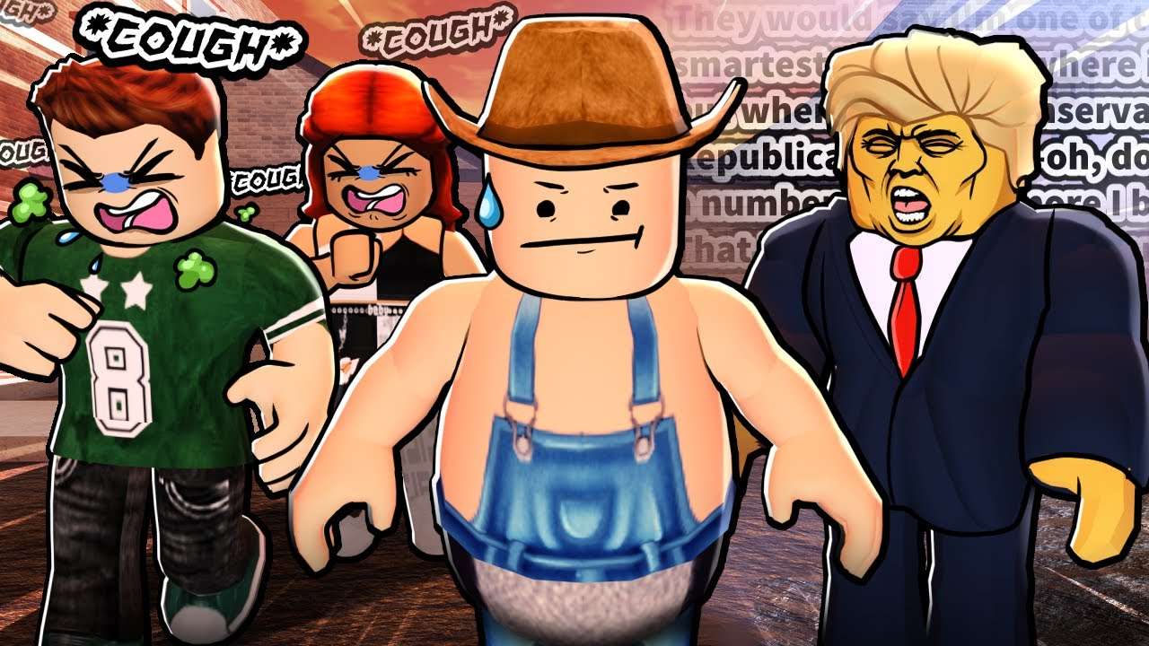 Flamingo - A Roblox game about how awful 2020 was lol