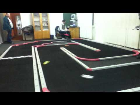 Тренировка Mini-Z. Modelka Club