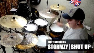 Stormzy - Shut Up (Drum Cover)